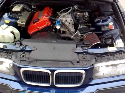 Bmw 318is Supercharged Cold Start Youtube