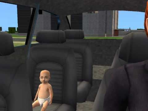 Baby coming from adoption agency sims 2 youtube ccuart Choice Image