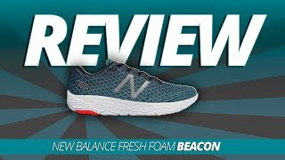 New Balance Fresh Foam Beacon REVIEW
