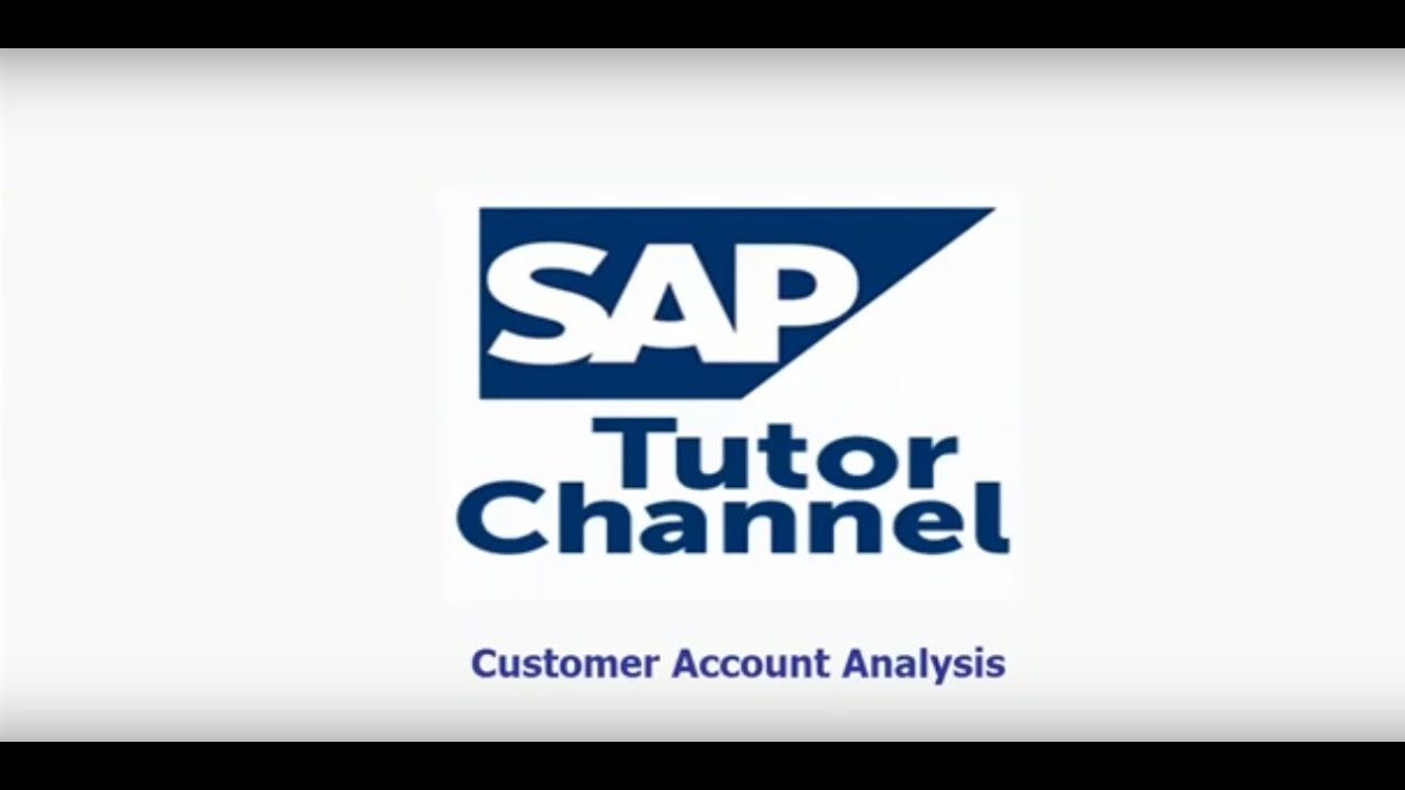 Customer Account analysis