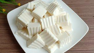 SỮA CHUA DẺO - Cách Làm Sữa Chua Dẻo mềm mịn Núng Nính - Tú Lê Miền Tây