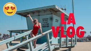 WIDZIELIŚMY KOGOŚ ZNANEGO W LA! | VLOG