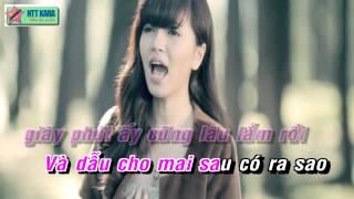 [Karaoke] Mình Yêu Nhau Đi - Bích Phương (full beat)
