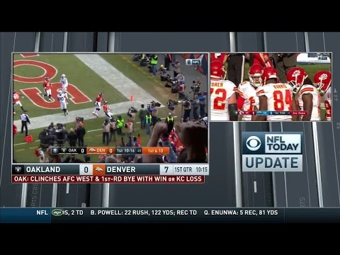 Kansas City Chiefs vs San Diego Chargers | NFL Week 17 Game Full