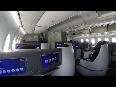 AeroMexico 787-8 Premier Class Tijuana to Mexico City