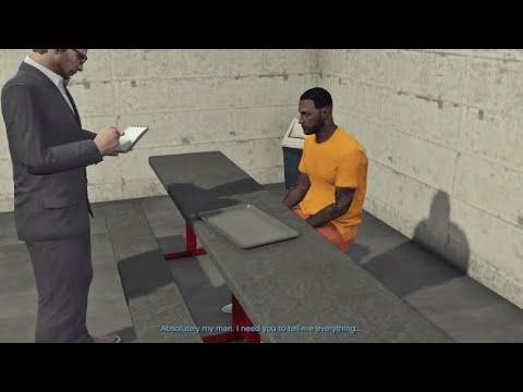 The Lawyer | GTA 5 Mods Skit