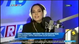 Ebru Gündeş Ibrahim Tatlises Mesaj Gönderir (Mehmet'in Gezegeni'nde)
