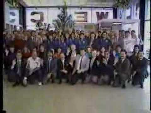 Landau Lincoln Mercury Christmas jingle (1989) - REMIX