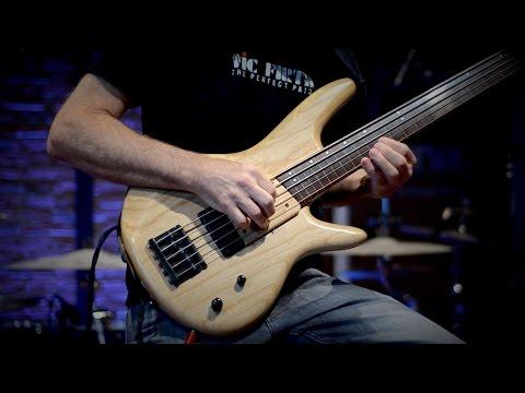 GARY WILLIS - FRETLESS BASS WIZARD | BassTheWorld.com