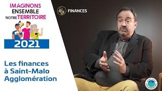Les finances à Saint-Malo Agglomération