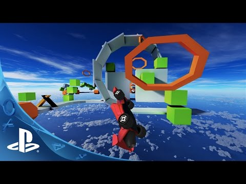 Jet Car Stunts Launch Trailer | PS3, PS Vita