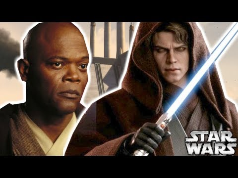 The Only Jedi Palpatine Said Was MORE POWERFUL Than Anakin - Star Wars Explained