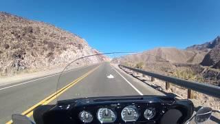 Highway CA 190 Between Panamint and Furnace Creek