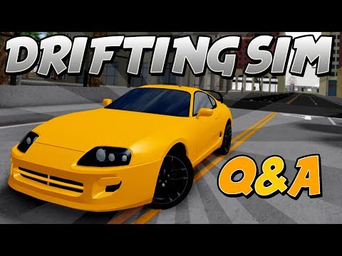 Drifting Simulator Roblox Youtube Answering All Your Questions About Drifting Simulator Q A Youtube
