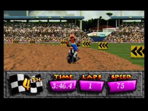 motocross 32x