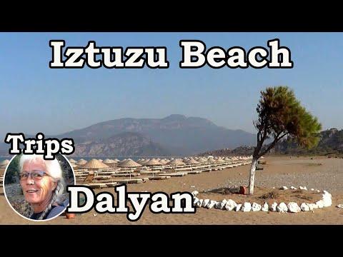 Iztuzu Beach Is More Than A Beach.The Turtle Rescue Centre