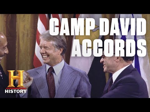 Here's How the Camp David Accords Impacted the Middle East | History