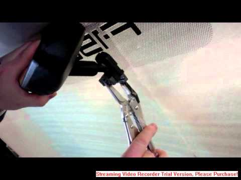 Ford rearview mirror removal - YouTube