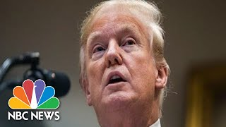 Watch Live: President Donald Trump Makes Remarks On Prison Reform Legislation | NBC News