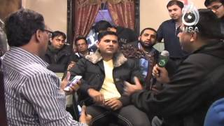 Pakistani cirketer Abdul Razaq signed clube here in USA