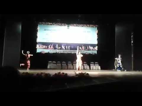 Dance performance by Blind Students