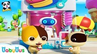 Ice Cream Song | Learn Colors | Nursery Rhymes | Kids Songs | BabyBus
