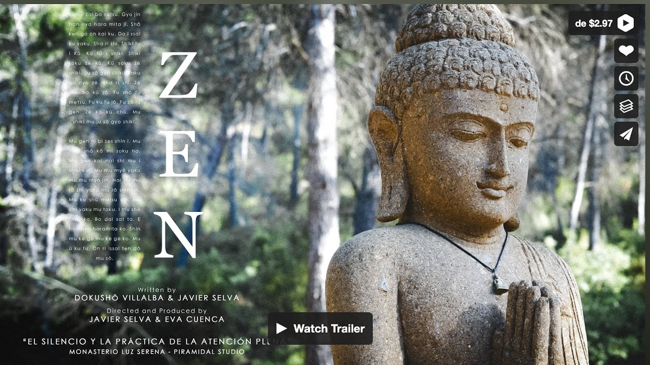 Trailer Documental Zen