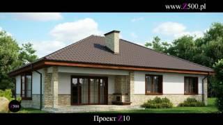 Проект одноэтажного дома Z10 Свой дом в Краснодаре(, 2016-06-08T06:38:05.000Z)