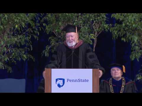 2016 Commencement Address: Donald Bellisario