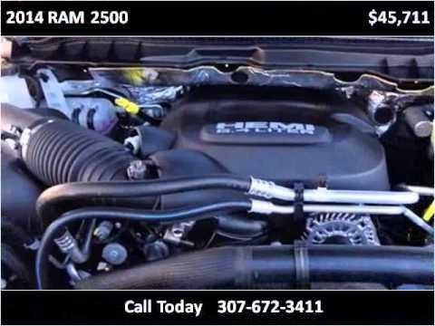 2014 Ram 2500 New Cars Sheridan Wy Youtube