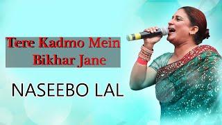 Tere Kadmo Mein Bikhar Jane (Naseebo Lal)