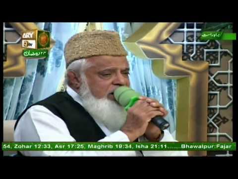 Meri Arzoo Muhammad Meri Justaju Madina by Siddique Ismail