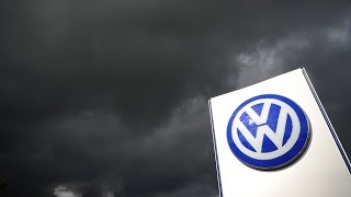Volkswagen pleads guilty in emissions scandal