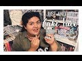 just another cake face booktube girl    vlog 5 #LatinxBookBingo