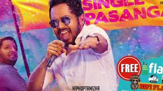 Single pasanga | Natpe Thunai | Hiphop TMiza | Anagha | Sundar C