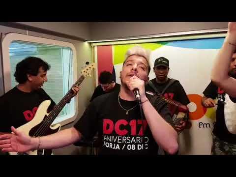 Damián Córdoba Acústico En Vivo En radio popular..07/012/17