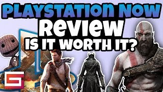 Playstation Now Review, Is It Worth It In 2019?