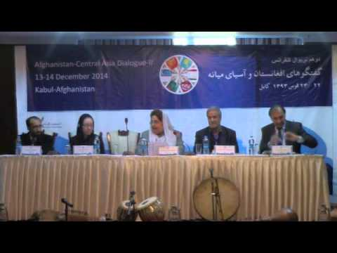 Afghanistan-Central Asia Dialogue-(ACAD_II) Panel 5 (14 December 2014)
