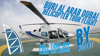Burj Al Arab Helicopter Tour