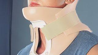 видео Бандаж для шеи при остеохондрозе (инструкция, фото)