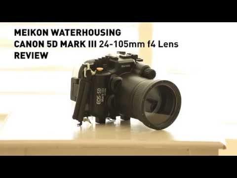 Meikon Canon 5D Mark III Underwater Housing - Review