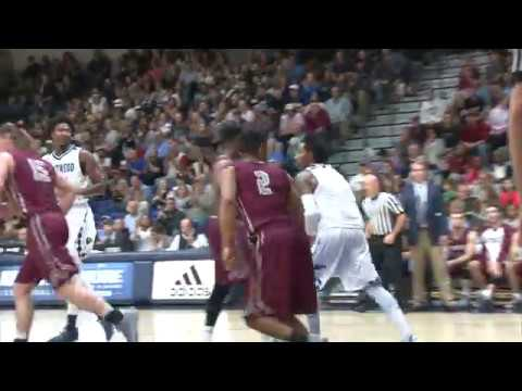 Longwood University Men's Basketball vs Hampden-Sydney College 11/6/16