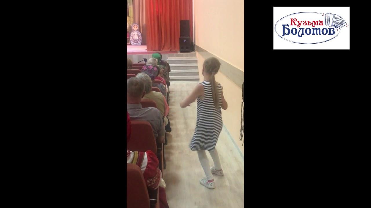"""Народный ансамбль """"Россияночка"""", Геннадий Аксёнов и Маша Алфёрова!"""