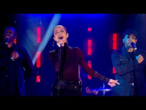 Sade  Soldier of Love   on Jonathan Ross  26Feb2010