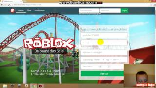 How to register on ROBLOX (Part Two)