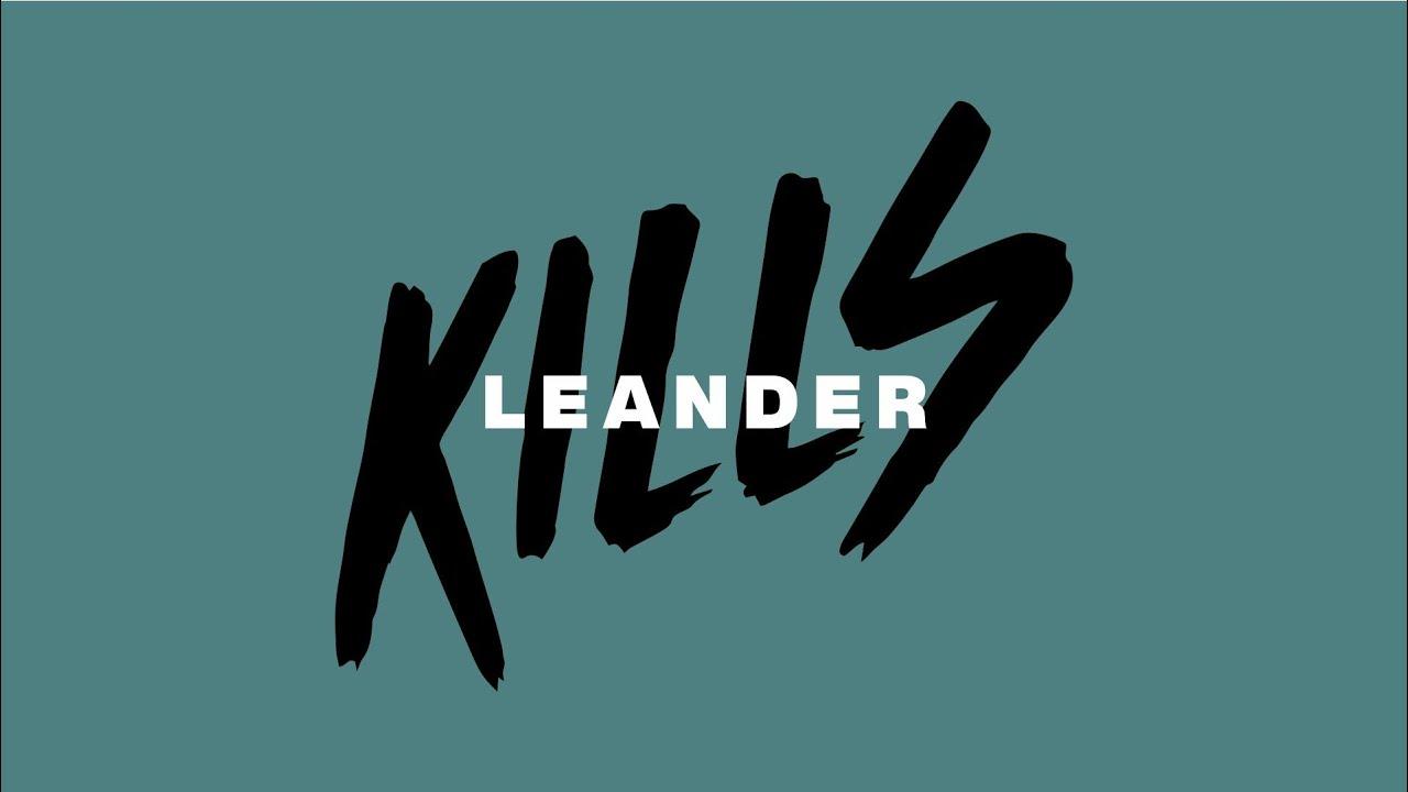 Leander Kills - Nyugtalan (Official Audio)