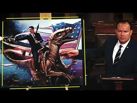 Senator Mike Lee Vs. Green New Deal