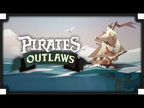 Pirates Outlaws - (Pirate Themed Card Game)