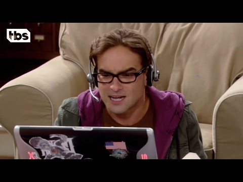 Sword Master  The Big Bang Theory  TBS