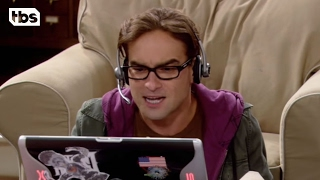 Sword Master | The Big Bang Theory | TBS